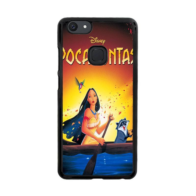 Flazzstore Disney Pocahontas Movie Poster Z0130 Custom Casing for Vivo V7