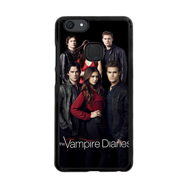 Flazzstore Vampire Diaries D0229 Custom Casing for Vivo V7