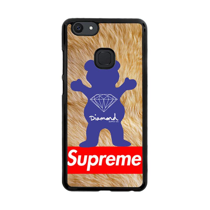 Flazzstore Supreme Grizzly Grip X2282 Custom Casing for Vivo V7