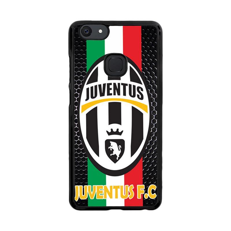 Flazzstore Juventus Logo X3233 Custom Casing for Vivo V7