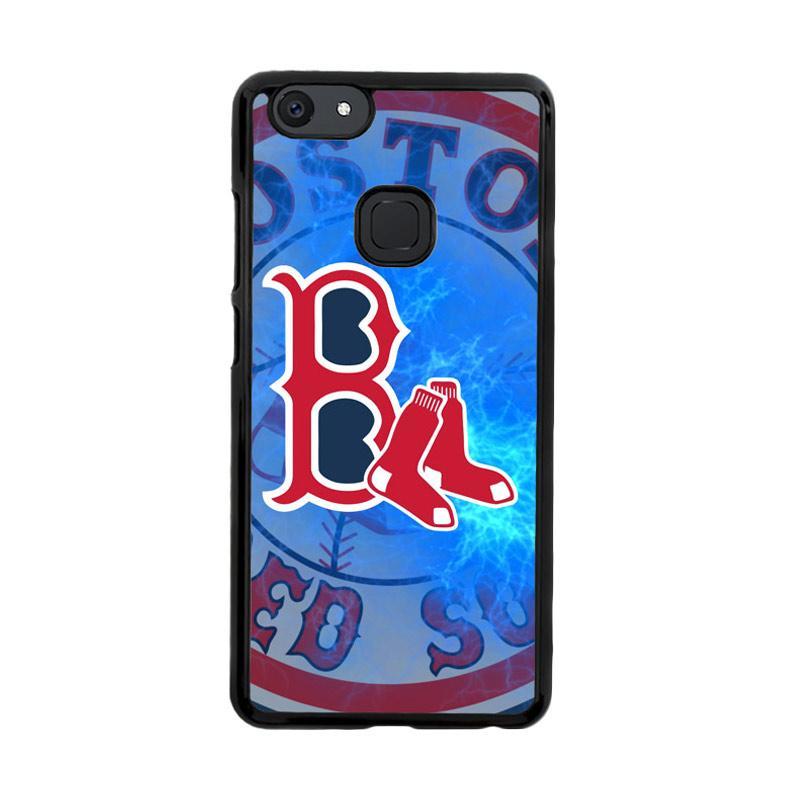 Flazzstore Boston Red Sox X3317 Custom Casing for Vivo V7