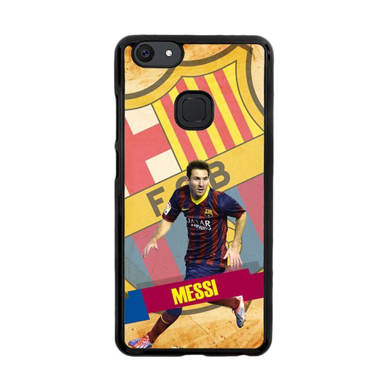 Flazzstore Lionel Messi X3312 Custom Casing for Vivo V7