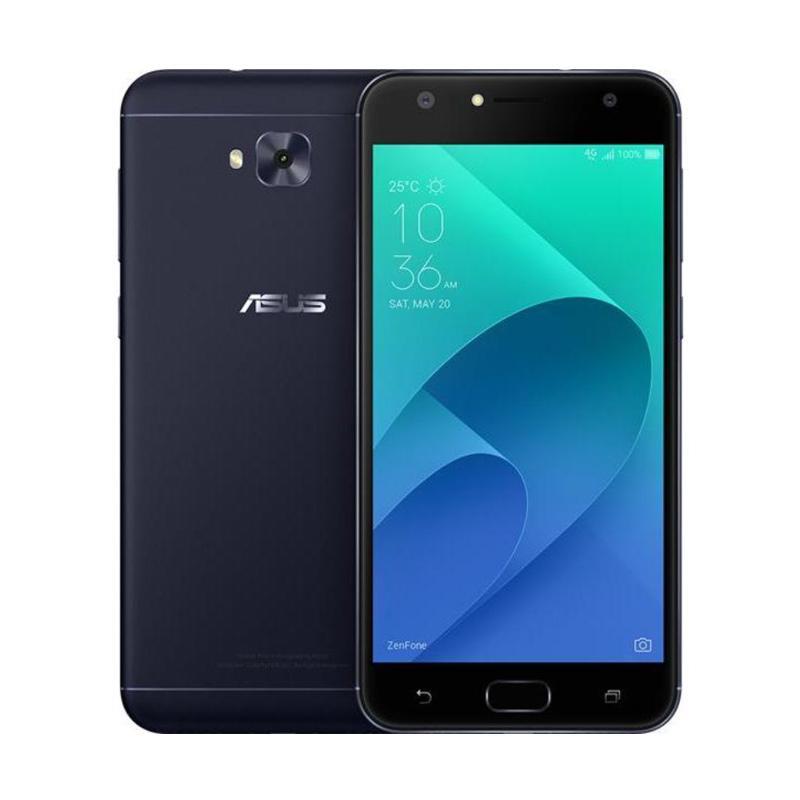 Asus Zenfone 4 Selfie Pro ZD552KL Smartphone - Black [64 GB/4 GB/ 4G]