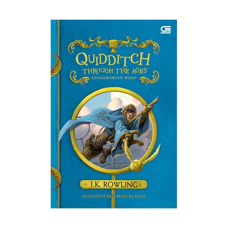 harga Gramedia Quidditch Dari Masa Ke Masa Hard Cover Blibli.com