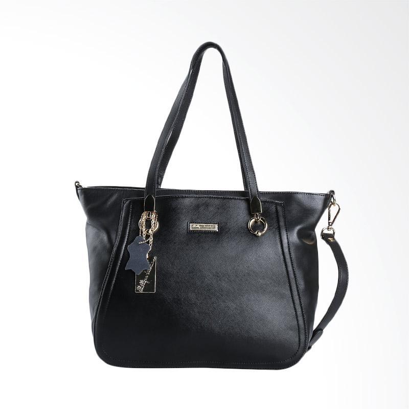 harga Phillipe Jourdan IWL 1703 Celeste Hand Bag Wanita - Black Blibli.com