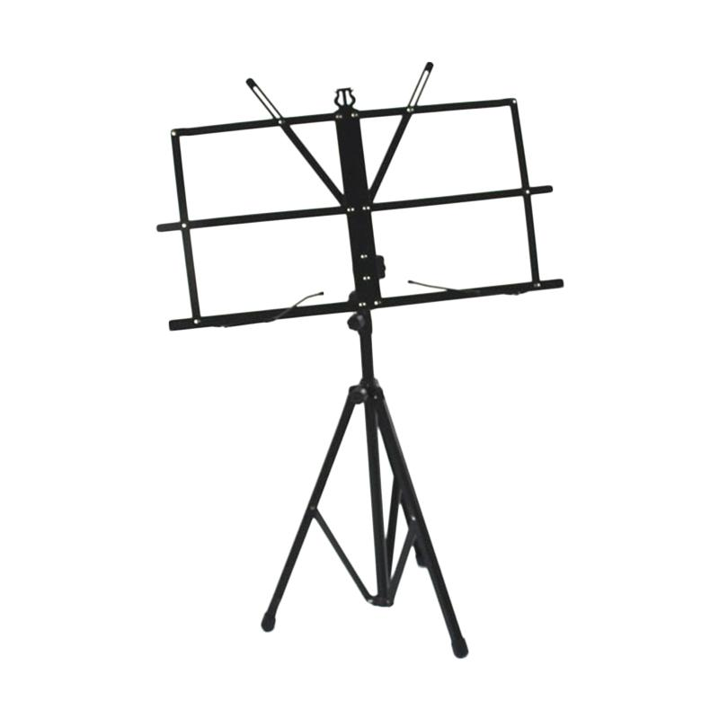 harga Universal Stand Partitur Sheet Musik - Black Blibli.com