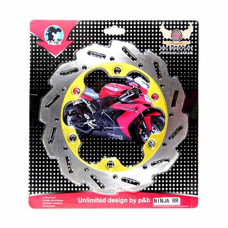 harga P&B Belakang Piringan Cakram Motor for Kawasaki Ninja RR Blibli.com