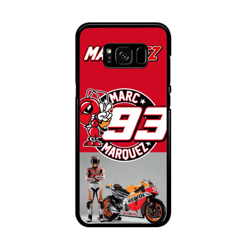 Acc Hp Marc Marquez 93 MotoGP W4963 Casing for Samsung Galaxy S8