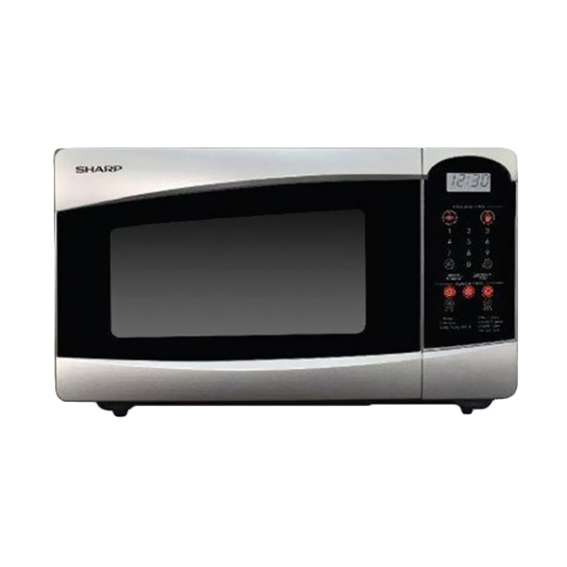 SHARP R-25C1S-IN Microwave - Silver
