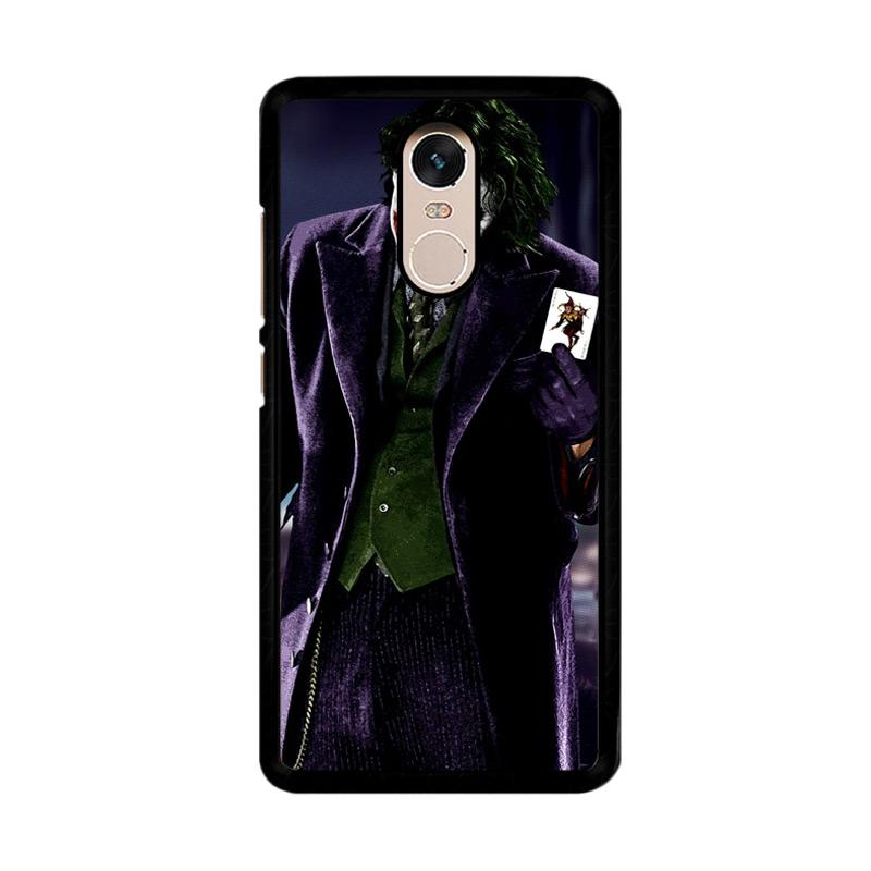 Jual Flazzstore Batman Joker Wallpaper Y0470 Custom Casing for Xiaomi Redmi Note 4 or Note 4X Snapdragon Mediatek Online - Harga & Kualitas Terjamin ...