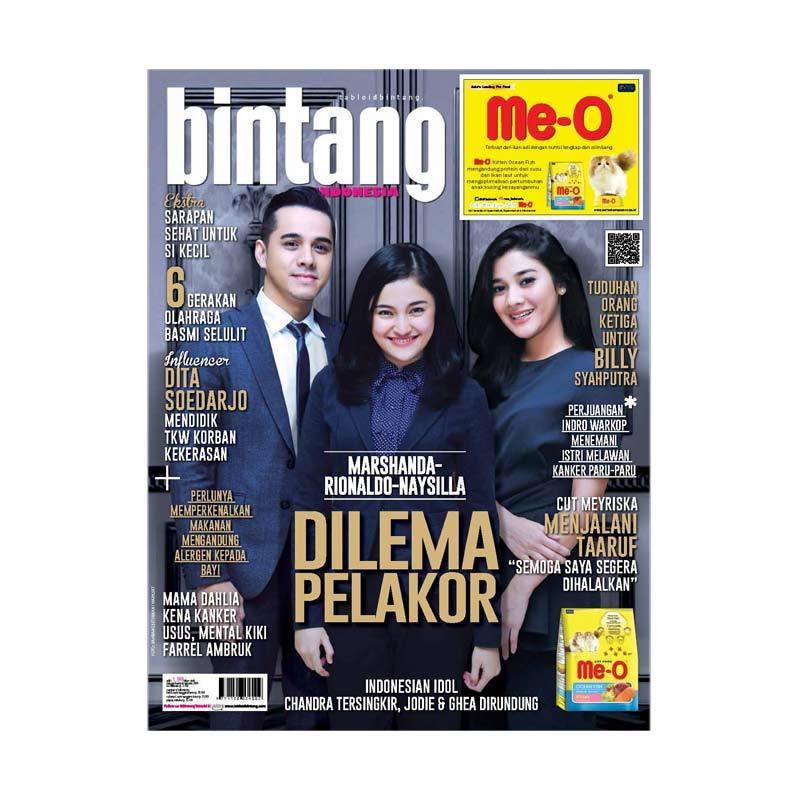 Media Bintang Indonesia Tabloid Bintang Indonesia 1390 Majalah