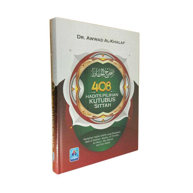 Jual Pustaka Arafah 408 Hadits Pilihan Kutubus Sittah Buku Hadits Online - Harga & Kualitas Terjamin   Blibli.com