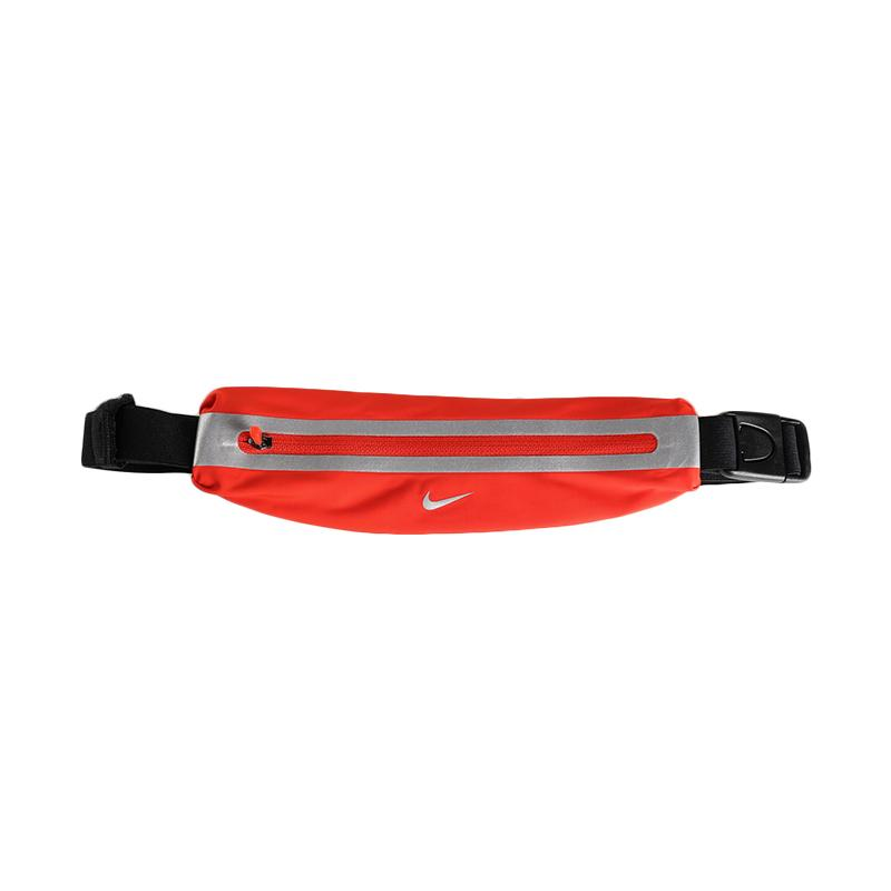 harga NIKE 360 Habanero Slim Waistpack - Red [N.RL.A0.616.OS] Blibli.com