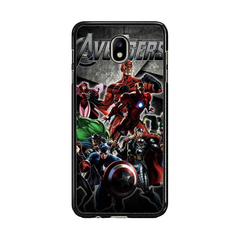 Acc Hp Avengers Marvel L0289 Custom Casing for Samsung J7 Pro