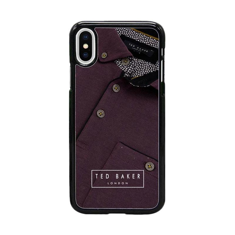 Acc Hp Ted London T Shirts W5078 Custom Casing for iPhone X