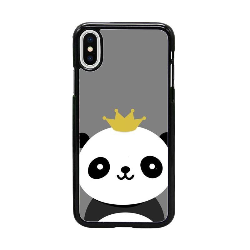 Acc Hp Panda King W5073 Custom Casing for iPhone X