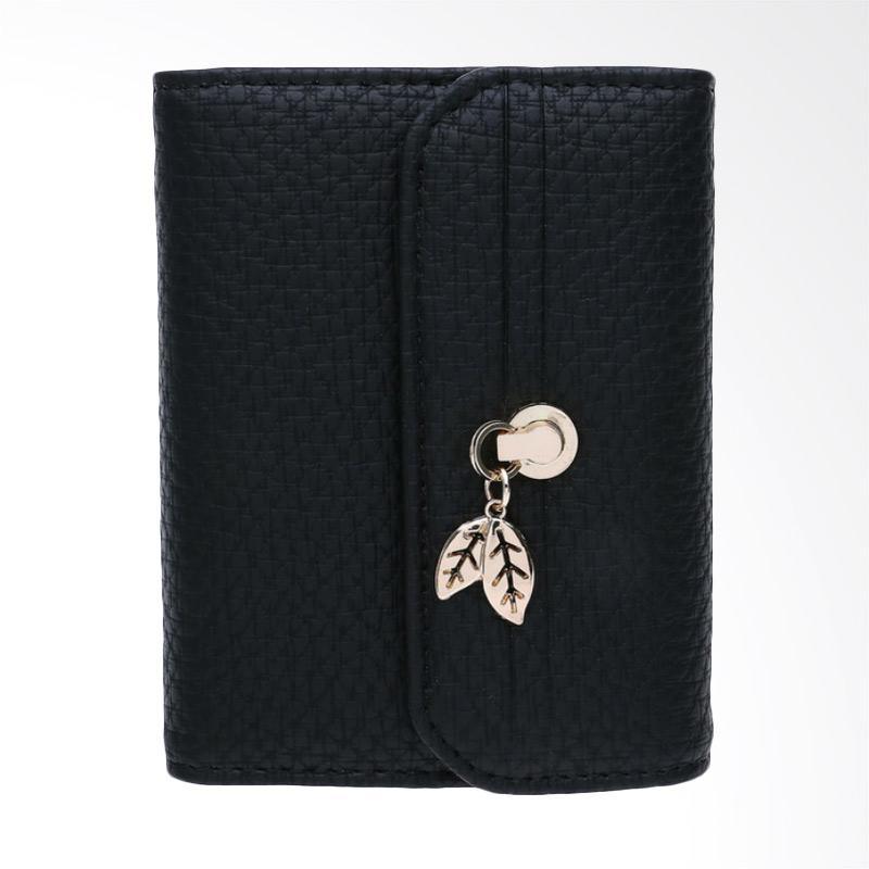 harga Les Femmes W170085 Dompet Kartu Wanita - Black Blibli.com