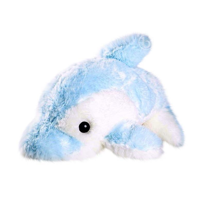 harga Istana Boneka Dolphin Plush Doll Boneka - Blue [26 Inch] Blibli.com