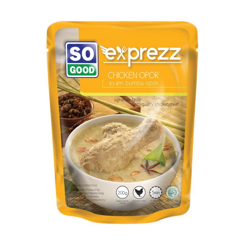 So Good Exprezz Opor Makanan Instan [200 g]