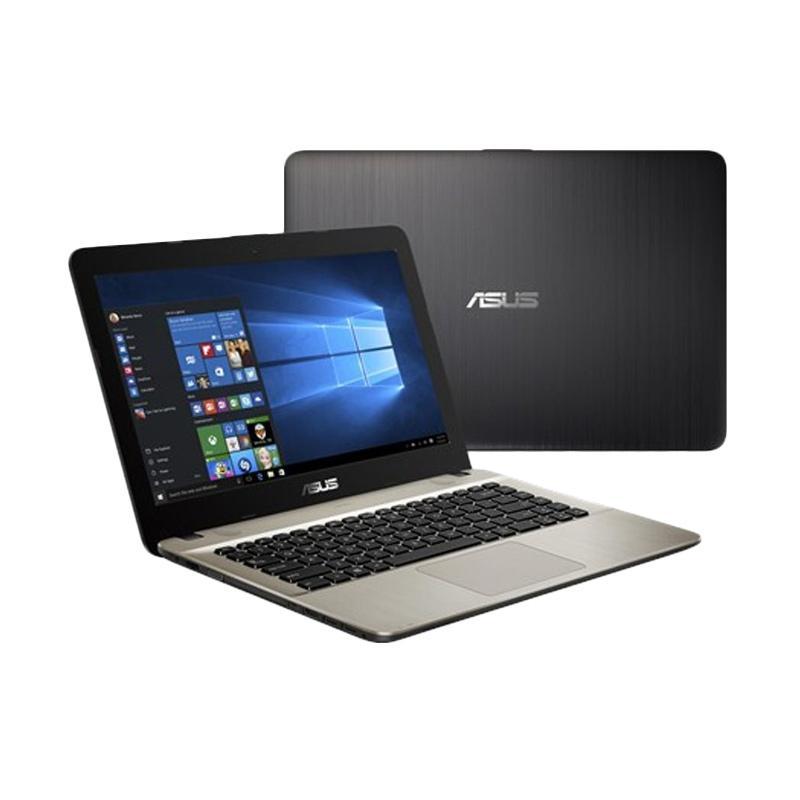 Asus X441MA GA011T Notebook Black N4000 4GB 1TB Win 10 Black