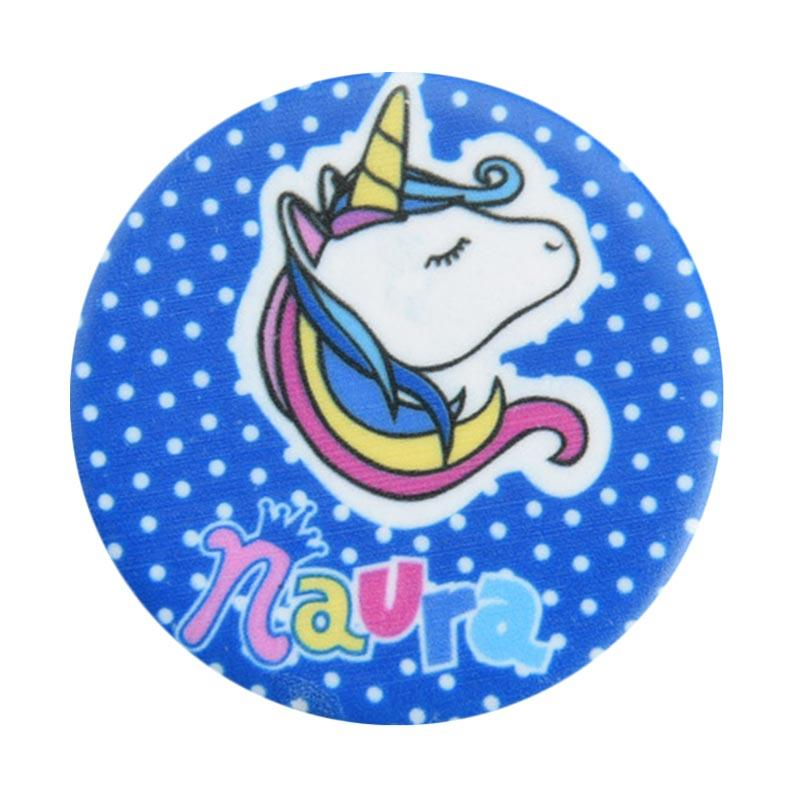 Naura Popsocket Unicorn Blue Merchandise