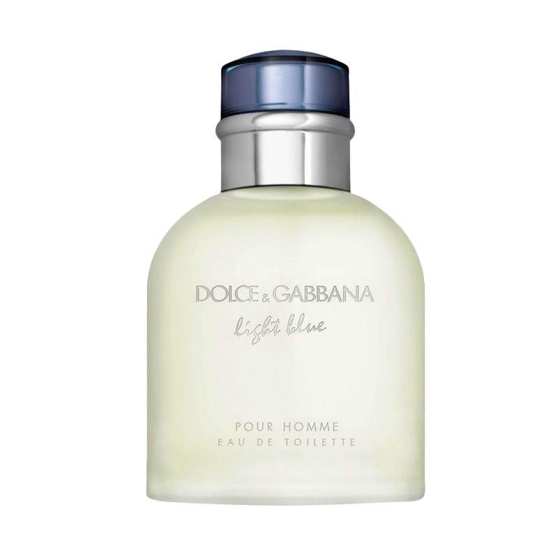 Dolce   Gabbana Light Blue EDT Parfum Pria  Original  10 mL  Decant  2b54b9d815