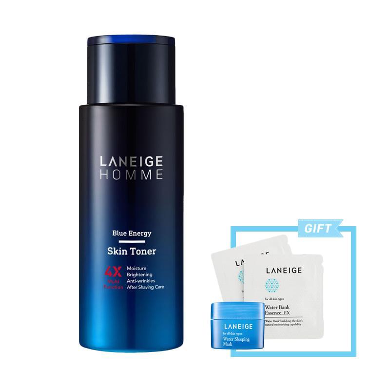 Laneige OL0918 Homme Blue Energy Skin Toner 180 mL