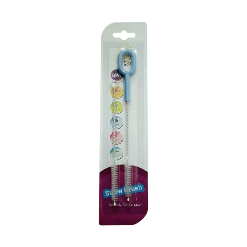 Iq Baby 115 Straw Brush Sikat Sedotan dan Botol Susu