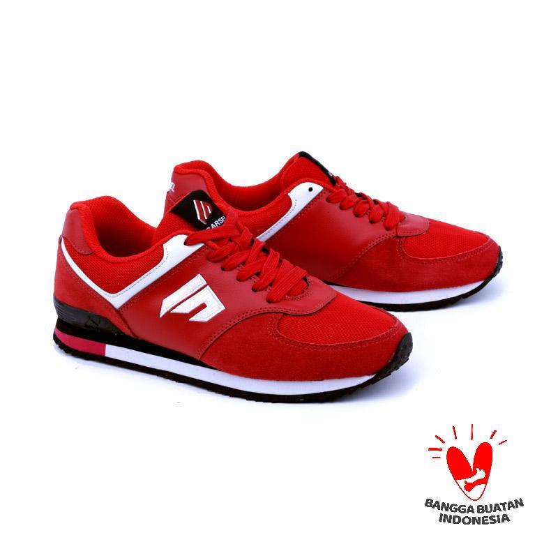 Jual Garsel Tmi 1056 Kasual Sepatu Sneaker Pria Online Juli 2020