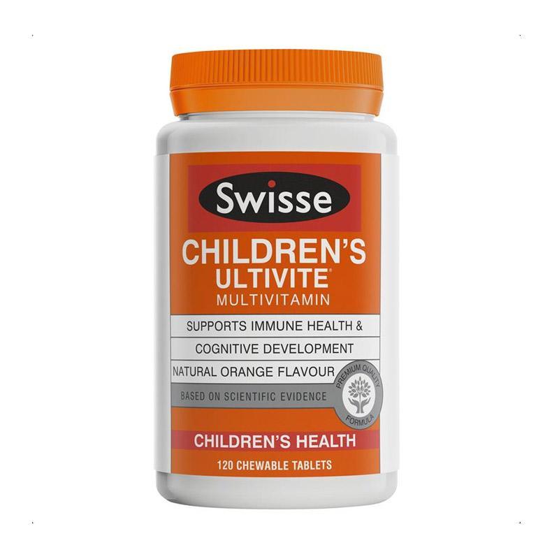 SWISSE Ultivite Children s Multivitamin Anak