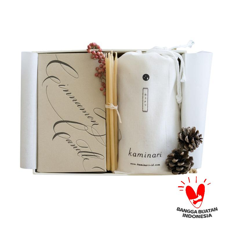 Kaminari Set D1 Luxury Candle Rose Christmas Hampers