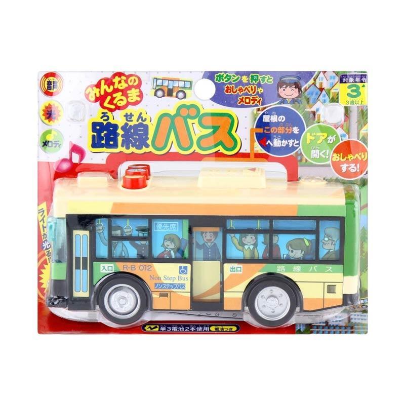 Maruka Route Bus Mainan Anak