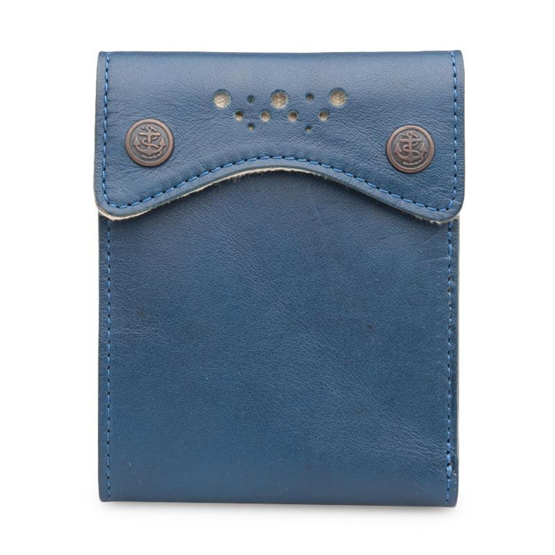 Blue Muscle Union Naval Bifold