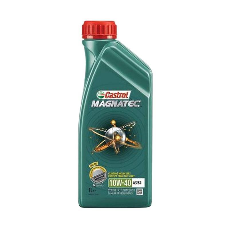 Jual Castrol Magnatec 10w40 Engine Oil Mobil 1 L Online Februari 2021 Blibli