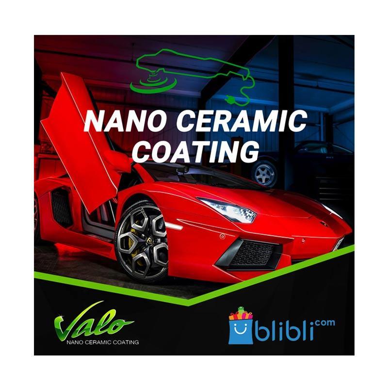 Nano Ceramic Coating Pelindung Cat Kendaraan Mobil