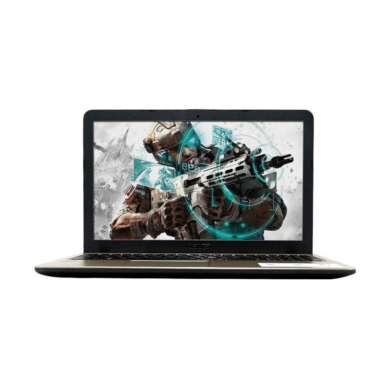 ASUS X540NA-GQ017 Notebook - Black [Celeron CPU N3350/ 4GB/ 500GB/