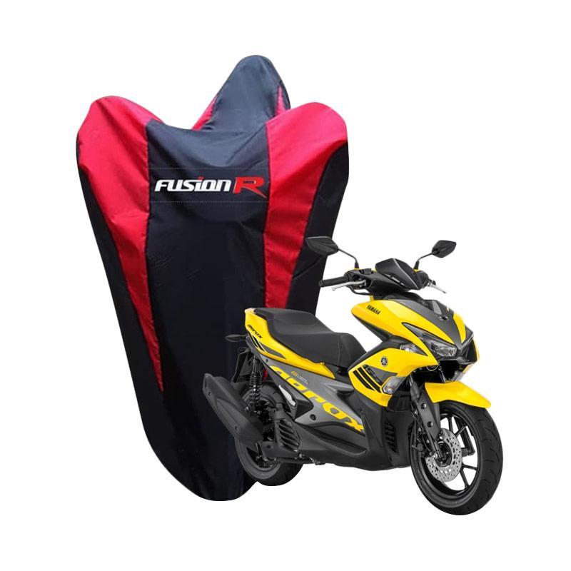 FS FUSION R Sarung Motor Yamaha Aerox Nmax dan Sejenisnya WATERPROOF Tasla Korean Import