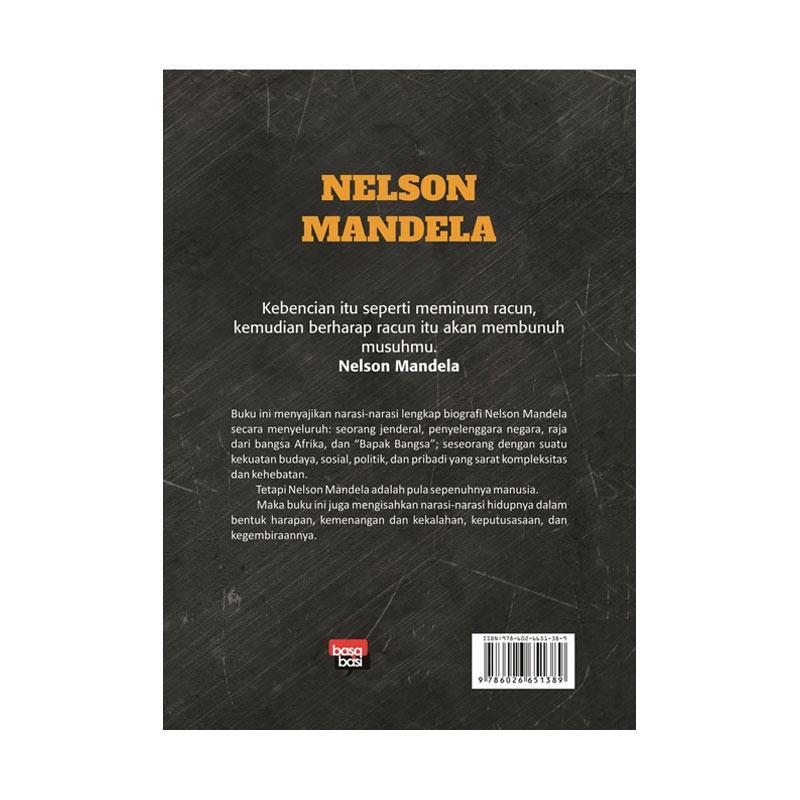 Jual Penerbit Basabasi Nelson Mandela Buku Biaografi Online Februari 2021 Blibli