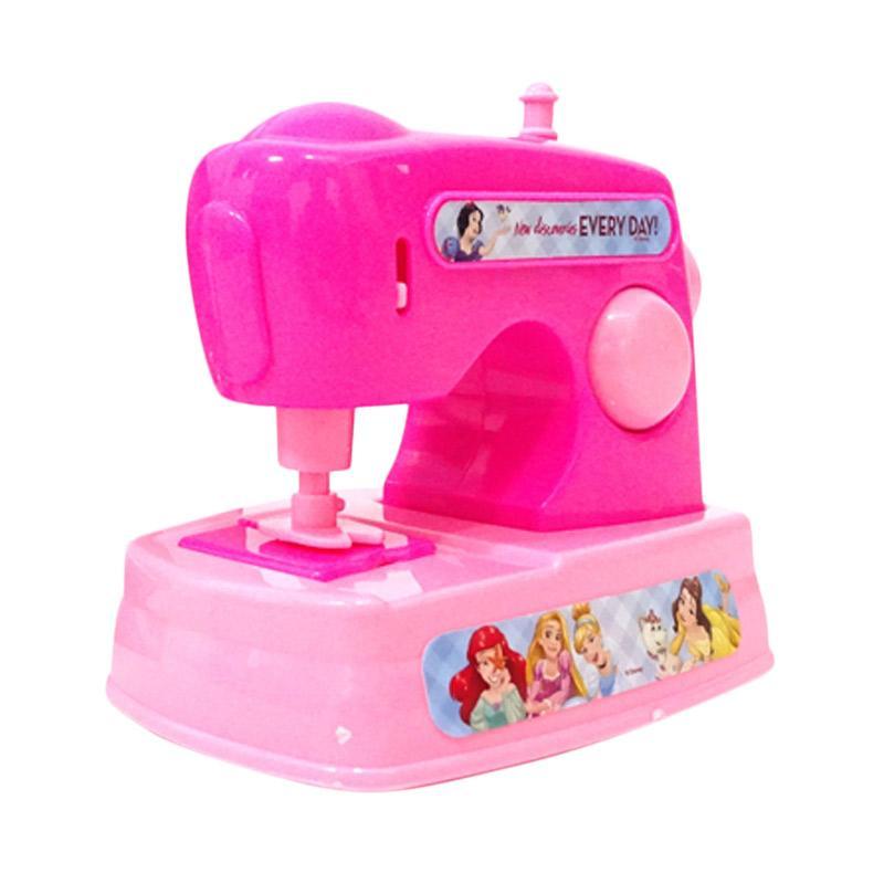 Happy Toon Disney Princess Kitchen Set Sewing Machine 3219 Mainan Anak