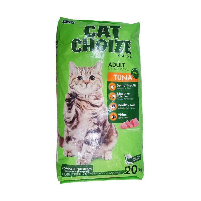 Jual Cat Choize Makanan Kucing 20 Kg Repack Murah Maret 2020