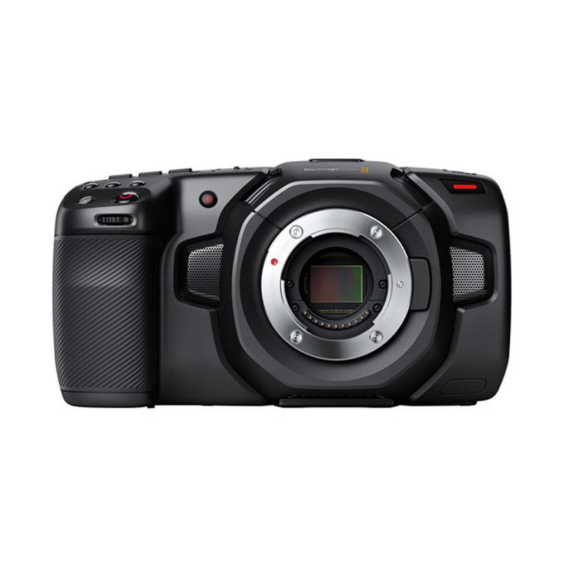 Jual Blackmagic Design Pocket Cinema Camera 4k Body Only Online Desember 2020 Blibli