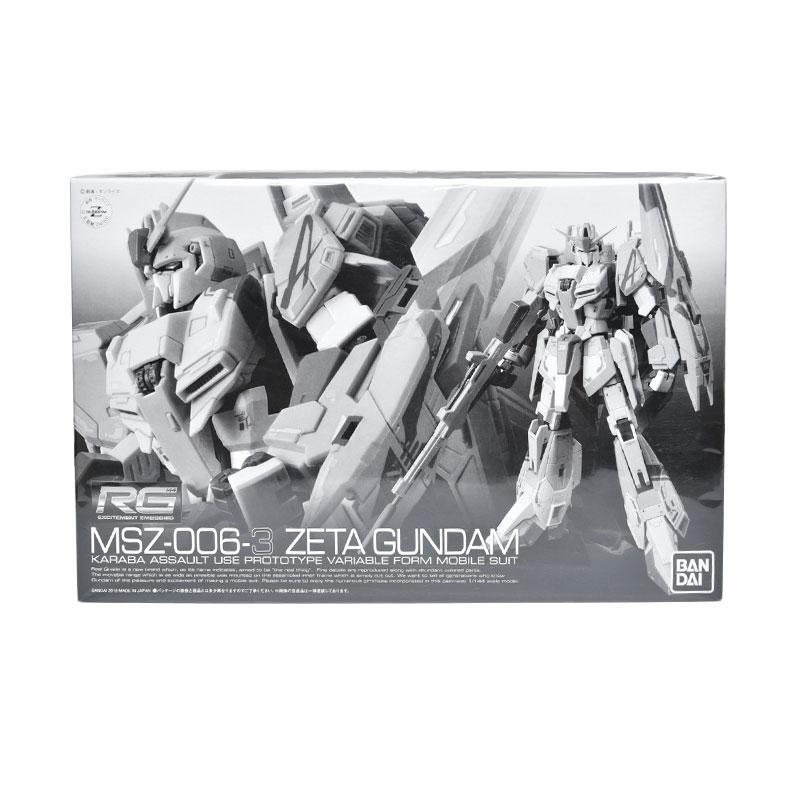 MG 1//100 MSZ-006-3 Mobile Suit Z Gundam Unit 3 White unicorn color Model Kit