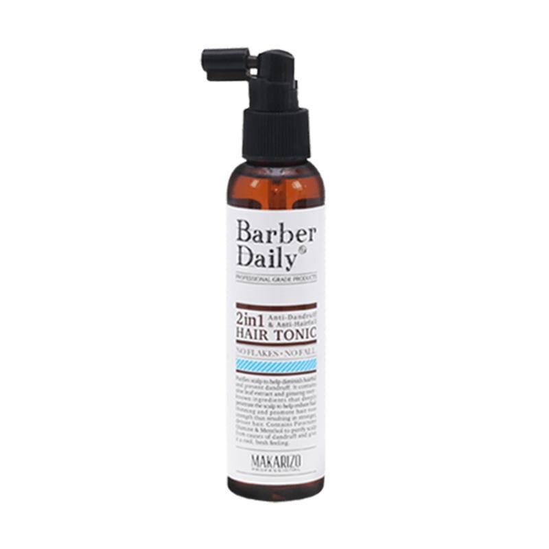 Makarizo Professional Barber Daily 2 in 1 Hair Tonic Bottle