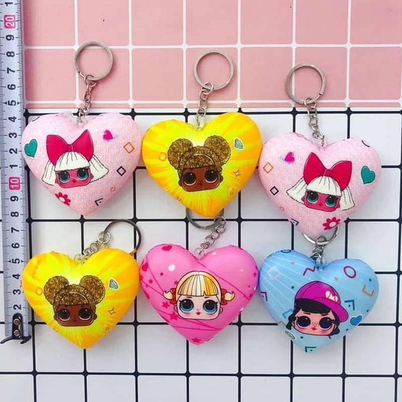 Jual Oem Squishy Elan Licensed Lol Girls Gantungan Heart Love Se246 Permainan Edukasi Anak Random 7cm Online Maret 2021 Blibli