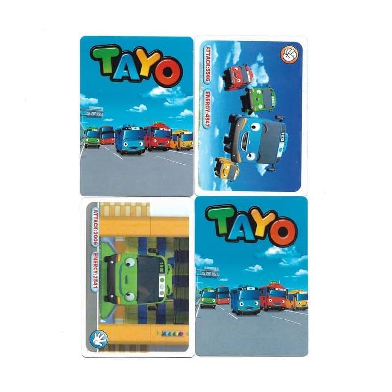 Jual 6pcs Kartu Little Bus Tayo Mainan Trading Card Game Online Oktober 2020 Blibli Com