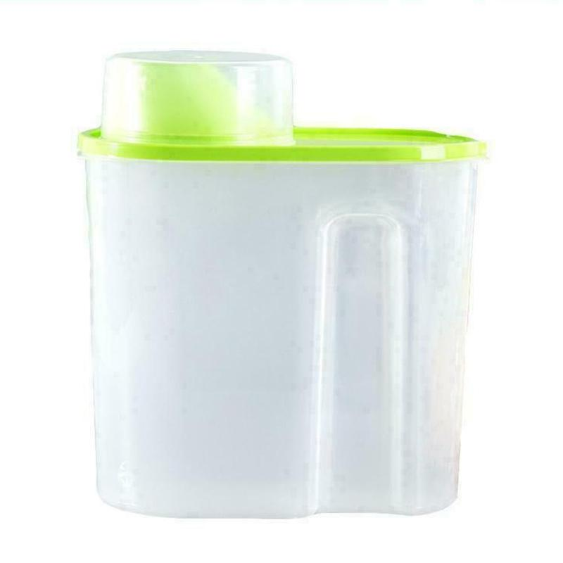 Jual Eds Plastic Kitchen Storage Box Container Size Medium