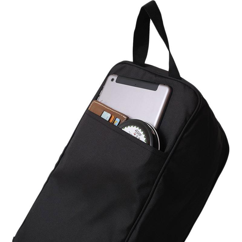 Nike F.C Academy 13L Shoe Sneaker Bag Black Utility Tote Toiletry Bag