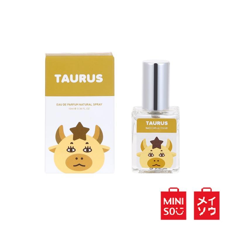 Miniso Official Universe Zodiac Taurus EDP Parfum Wanita 10 mL