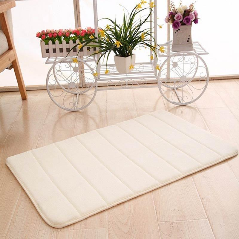 Old Truck Car Floor Rug Carpet Mat Bathroom Home Non-slip Pad Door 40x60cm