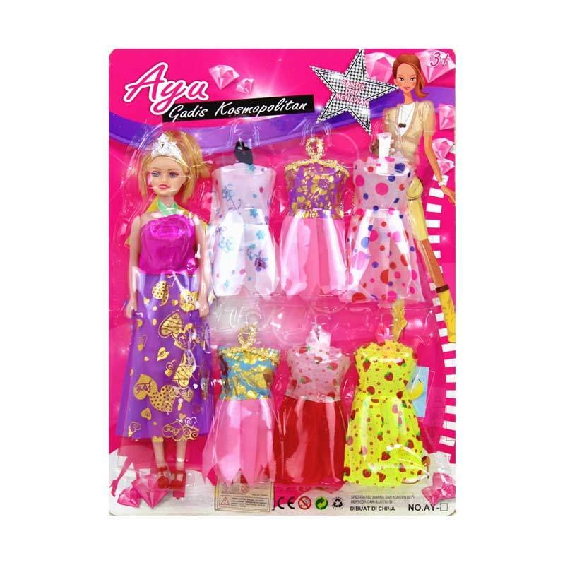 Jual Mainan Boneka Barbie Ayu Ay04 Online November 2020 Blibli Com